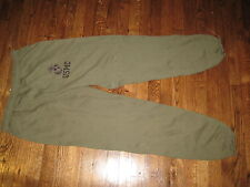 usmc,sweat pants, pt,new old stock,50%/50%,issue, medium,nsn  crossed out