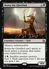 BONTU THE GLORIFIED Amonkhet MTG Black Creature — God Mythic Rare