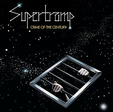 SUPERTRAMP - CRIME OF THE CENTURY (REMASTERED)  CD NEU