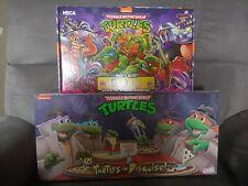 NECA Set TMNT Stern Loot Crate Turtles In Disguise Pack