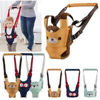 Baby Toddler Walking Learn Assistant Safe Backpack Harness Reins Walker Strap AU