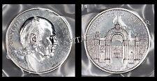 François Mitterrand 1981 Médaille sous Blister Argent 1er titre 6.45gr