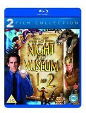 NIGHT AT THE MUSEUM / NIGHT AT THE MUSEUM 2: BLURAY BOXSET [DVD][Region 2]