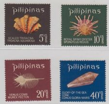 Philippine Stamps 1970 Shells Complete set MNH