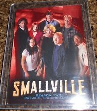 Smallville Season 2 SM2-1 Promo Trading Card
