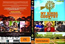 "My Kinda Country ""The Complete ORIGINAL Series"" 3xDVD set."