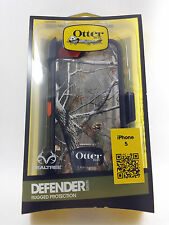 Otterbox Defender Hard Case w/Holster Belt Clip for iPhone 5 5S (Realtree Camo)