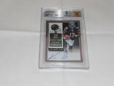 2015 Contenders Playoff Ticket Kevin White #/99 Auto BGS