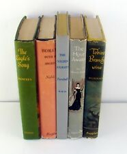 Lot of 5 Hb Vintage Books 1948-1955 Agnes Sligh Turnbull Anne Miller Downes