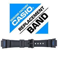 Casio 10431876 Genuine Factory Resin Band, Fits SGW-500H-2BV