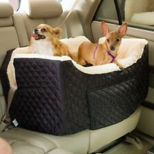 Snoozer Lookout II Dog Car Seat with Storage Tray