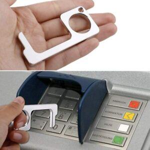 Werkzeug zur kontaktlosen Betätigung von Tür und Oberflächen Smartphone geeignet