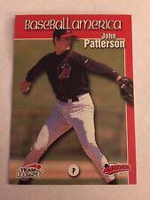 1999 Baseball America #74 - John Patterson - High Desert Mavericks (Minor League