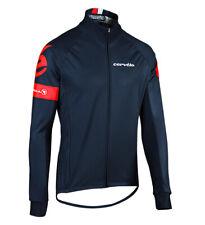 Cervelo Men's Roubaix Jacket Small S Endura Cycling Windproof Navy/ Red NEW