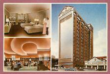 Postcard 3 Renderings of El Cortez Hotel, Las Vegas, Nevada