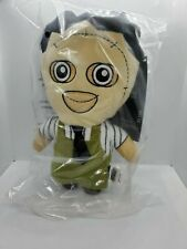 Loot Fright Crate Leatherface Plush New