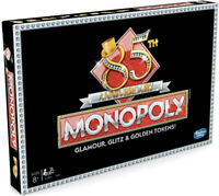Hasbro MONOPOLY 85TH Anniversary Edition Family Board Game Property Trading Game