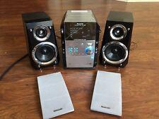Panasonic CD Stereo System SA-PM29