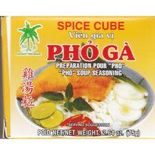 Spice Cube Spice Pho Soup Seasoning 2.64 oz ( 75g )