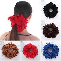 Bandana Scrunchie  Elastic Headwear  Muslim Hair Band  Head Wrap Stretch Hijab