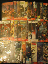 GUARDIANS OF THE GALAXY (3rd Series) #0.1,1-22 Run +More Lot Set Variants 31 Iss