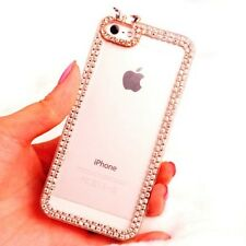 iPhone 5/5s Rhinestone case-Silver