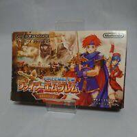 Fire Emblem Fuuin no Tsurugi GameBoy Advance GBA Used Japan Simuration Boxed