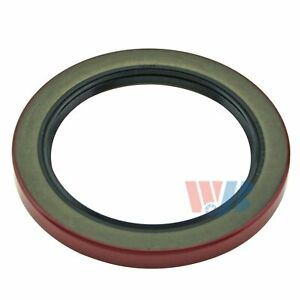 WJB WS417158 Rear Inner Wheel Seal