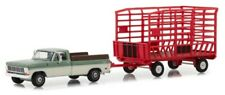 Greenlight 32150A 1/64 1969 FORD F-150 FARM AND RANCH LONG BED THROW WAGON