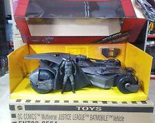 Imaginext Batman DC Comics BATMOBILE AUTO elettronico giocattolo 2009 Mattel con la figura