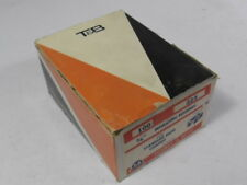 """Thomas & Betts 223 Plastic Insulating Bushing 3/4"""" 100-Pack ! NEW !"""