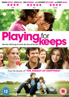 Playing for Keeps DVD (2013) Jessica Biel, Muccino (DIR) cert 12 ***NEW***