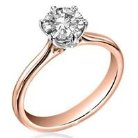 1.5ct Diamond Solitaire Engagement Ring 9ct Gold Fully UK Hallmarked