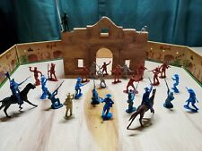 Marx TSSD toy soldiers playset