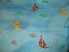 Disney Home ducks & sailboat pillow sham