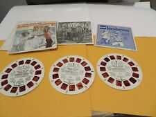 Viewmaster Gaf Showtime Land of the Lost #2 Abominable Snowman 3 Reel Set