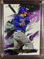 Anthony Rizzo Baseball Card #55 Topps Inception Chicago Cubs MINT Free Ship MLB