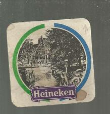 SOTTOBICCHIERE BEER COASTER MATS BIERDECKEL BIRRA HEINEKEN 163