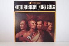 North American Indian Songs Vinyl LP Record Album B-515  Dawley And McLaughlin