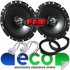 Ford Mondeo MK4 2007-14 JVC 17cm 600 Watts 2 Way Front Door Car Speakers Upgrade