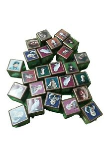 Harry Potter Top Trumps Match Board Game Replacement Cubes Full Set