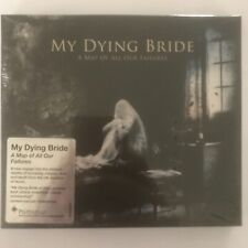 My dying bride a map of all our failures cd 8 titres neuf sous blister