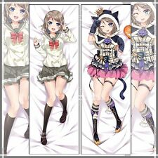 Anime Aqours Love Live Sunshine Watanabe You Dakimakura Hugging Body Pillow Case