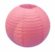 "Chinese Lanterns Party. Wedding Birthday Event Celebration Year Pink 8"" 12"