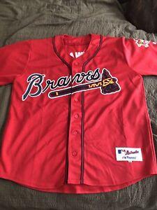 Jason Hayward Atlanta Braves Jersey