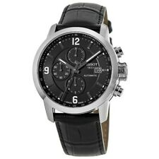 New Tissot PRC 200 Automatic Chronograph Black Men's Watch T055.427.16.057.00