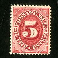 US Stamps # J25 F-VF Scarce OG NH Scott Value $290.00