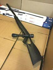 Crosman F4 Quiet Fire .177 cal Pellet 1200 FPS Air Rifle Break Barrel With Scope