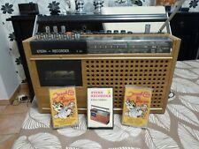DDR RFT Stern Recorder R160  VEB Kombinat Stern Radio