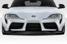 Duraflex Ag Design Front Lip Under Spoiler Body Kit For 19 20 Toyota Supra A80